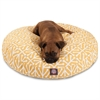 Majestic Citrus Aruba Large Round Pet Bed