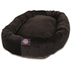 "40"" Storm Villa Collection Micro-Velvet Bagel Bed By Pet Products"