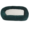 "24"" Marine Villa Collection Sherpa Bagel Bed"