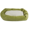 "Majestic 52"" Apple Villa Collection Sherpa Bagel Bed"
