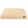 Citrus Towers Small Rectangle Pet Bed