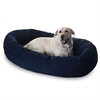 "Majestic 52"" Blue Bagel Bed By Majestic Pet Products"