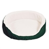 23x18 Green Lounger Pet Bed By Pet Products-Small