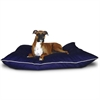 Majestic 28x35 Blue Super Value Pet Bed By Majestic Pet Products-Medium