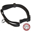 Majestic 18in - 26in Martingale Black, 100-200 lbs Dog By Majestic Pet Products