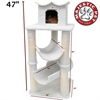 "Majestic 47"" BUNGALOW - SHERPA By Majestic Pet Products"