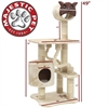 "Majestic 49"" CASITA - FUR By Majestic Pet Products"