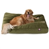 Majestic Fern Villa Collection Extra Large Rectangle Pet Bed