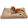 Pearl Villa Collection Extra Large Rectangle Pet Bed