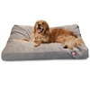 Vintage Villa Collection Extra Large Rectangle Pet Bed