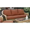 Lexington Sofa - Mojave - Rave Brick