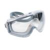 Honeywell Uvex Stealth Antifog, Antiscratch, Antistatic Goggles, Clear Lens, Gray Frame