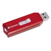 Verbatim Store 'n' Go USB 2.0 Flash Drive, 32GB, Red