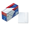 Columbian Grip-Seal Security Tint Business Envelopes, Side Seam, #6-3/4,White Wove, 55/Box