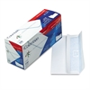 Self-Seal Business Envelopes w/Security Tint, #10, 4 1/8 x 9 1/2, White, 100/Box