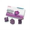 Xerox 108R00670 Solid Ink Stick, 1033 Page-Yield, 3/Box, Magenta