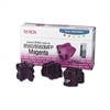 Xerox 108R00724 Solid Ink Stick, 3400 Page-Yield, 3/Box, Magenta