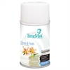 TimeMist Metered Dispenser Clean/Fresh Refill - Aerosol - 6000 ft³ - 6.6 fl oz (0.2 quart) - Fresh-N-Clean - 30 Day - 12 Carton - Long Lasting, Odor Neutralizer