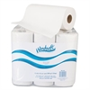 "Windsoft Paper Towel Roll, 11"" x 8 4/5"", White, 72/Roll, 6 Rolls/Pack"