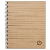 Sugarcane Based Notebook, College Rule, 11 x 8 1/2, White, 100 Sheets