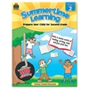Summertime Learning, Reading, Writing, Math, Grade 2, 112 Pages