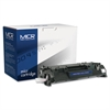 Compatible with CE505XM High-Yield MICR Toner, 6,000 Page-Yield, Black