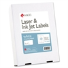 Maco White Laser/Inkjet Shipping & Address Labels, 2 x 4, 2500/Box