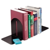 Fashion Bookends, 5 9/10 x 5 x 7, Black, Pair