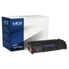Compatible with Q5949XM High-Yield MICR Toner, 6,000 Page-Yield, Black