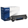 Compatible with CB436AM MICR Toner, 2,000 Page-Yield, Black