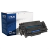 Compatible with C7551AM MICR Toner, 6,500 Page-Yield, Black