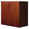 Mayline Mira Series Wood Veneer Wardrobe Unit, 34-1/2w x 24d x 38h, Medium Cherry