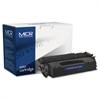 Compatible with Q7553XM High-Yield MICR Toner, 7,000 Page-Yield, Black
