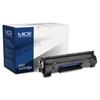 MICR Print Solutions Compatible with CB435AM MICR Toner, 30,000 Page-Yield, Black