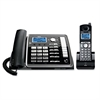 RCA ViSYS 25255RE2 Two-Line Corded/Cordless Phone System with Answering System