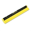"Rubbermaid Commercial Mop Head Refill for Steel Roller, Sponge, 12"" Wide, Yellow"