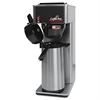 Air Pot Brewer, Stainless Steel