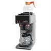 Coffee Pro Two-Burner Institutional Coffee Maker, Stainless Steel