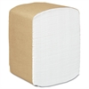 Full Fold Dispenser Napkins, 1-Ply, 13 x 12, White, 375/Pack, 16 Packs/Carton