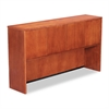 Alera Alera Verona Veneer Series Storage Hutch With 4 Doors,65w x 15d x 36-1/2h,Cherry