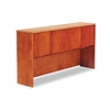 Verona Veneer Series Storage Hutch With 4 Doors,71w x 15d x 36-1/2h,Cherry
