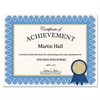 Certificate Kit, Blue Spiral