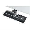 Fellowes Professional Executive Adjustable Keyboard Tray, 19w x 10-5/8d, Black