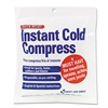 First Aid Only Cold Compress, 4 x 5