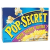 Pop Secret Microwave Popcorn, Movie Theater Butter, 3.5oz Bags, 3/Box