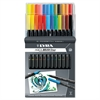 LYRA Dual Tip Marker, Assorted, 24/Pack