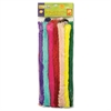"Super Colossal Pipe Cleaners, 18"" x 1"", Metal Wire, Polyester, 24 Colors"