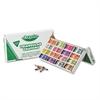 Crayola Classpack Triangular Crayons, 16 Colors, 256/BX