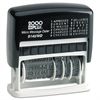 COSCO 2000PLUS Micro Message Dater, Self-Inking