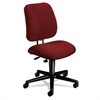 7700 Series Multi-Task Swivel chair, Burgundy